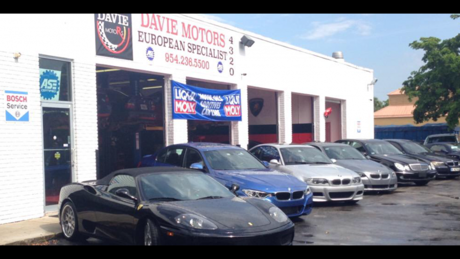 Mercedes Benz Repair By Davie Motors In Davie Fl