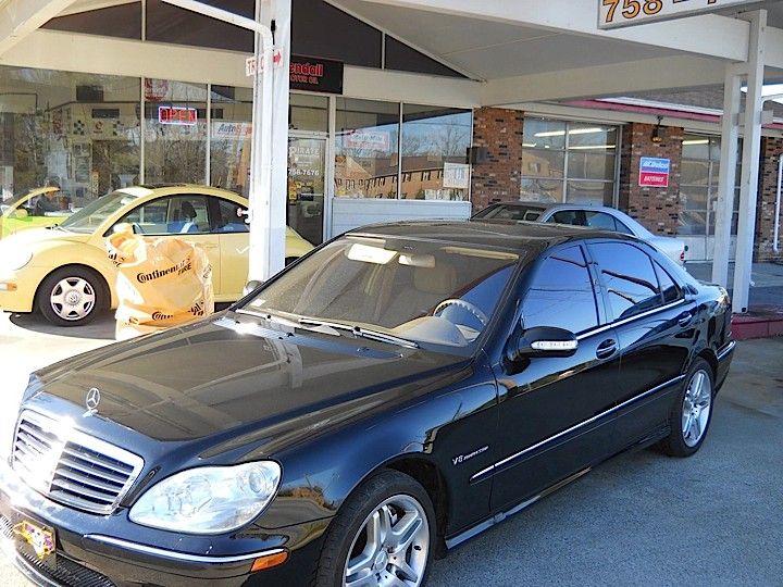 Mercedes benz repair by pirate auto care center in for Mercedes benz restoration center