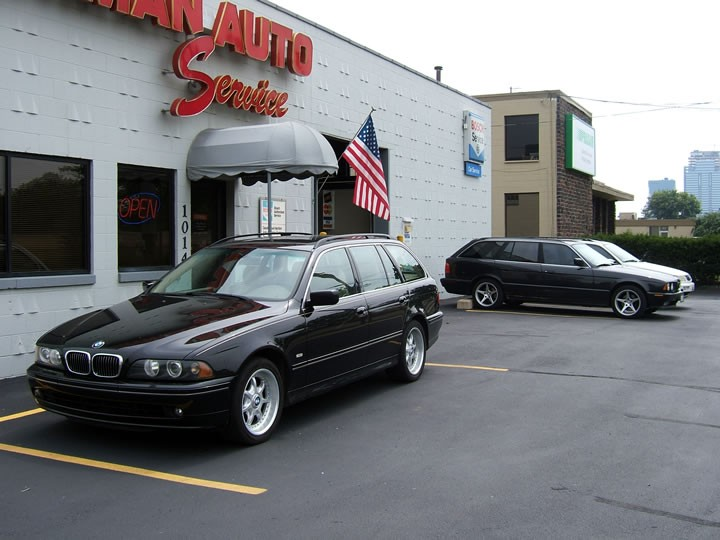 Bmw Repair By German Auto Service Limited In Grand Rapids
