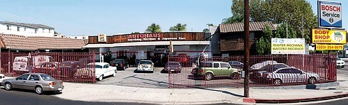 Mercedes benz repair by herbie 39 s autohaus in los angeles for Mercedes benz service los angeles