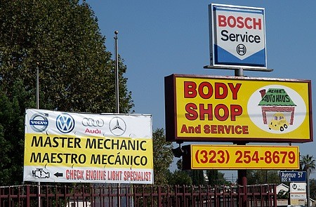 Mercedes benz repair by herbie 39 s autohaus in los angeles for Mercedes benz repair los angeles