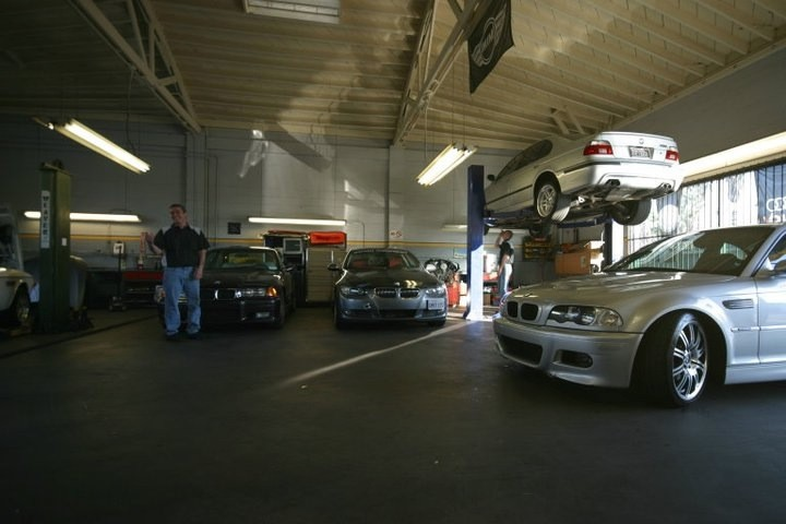 Bmw Repair By Euro Motor Group In Pasadena Ca