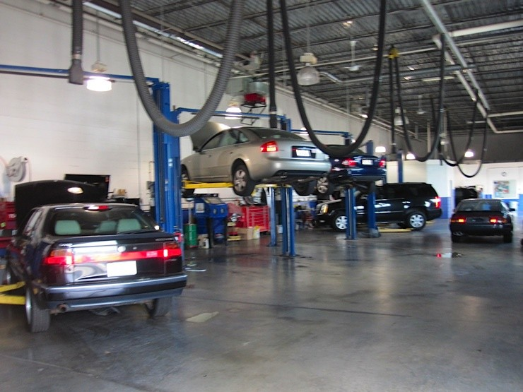 Acura Repair By Eurasian Service Center In Tysons Corner