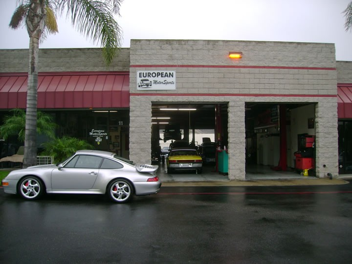 Welcome to European Motorsports. Family Owned & Operated Since 1992.