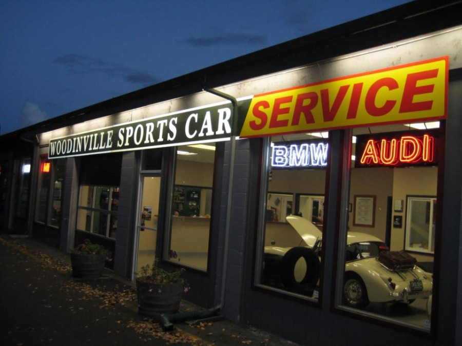 Woodinville Sports Cars Inc