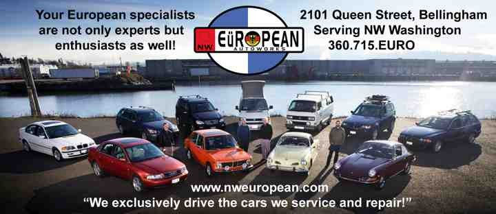 NW European employees with their own vehicles