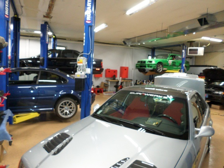 Performance and project shop