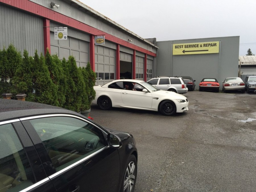 Mercedes benz repair by best service and repair in seattle for Mercedes benz seattle service